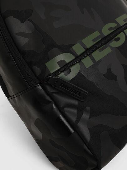 Diesel - BOLD BACKPACK, Black/Green - Bags - Image 6