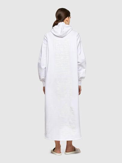 Diesel - D-ILSE-TWIST-RAW-COP, White - Dresses - Image 2