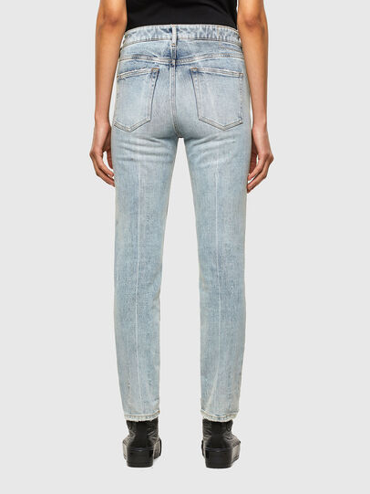 Diesel - D-Joy 009JR, Light Blue - Jeans - Image 2