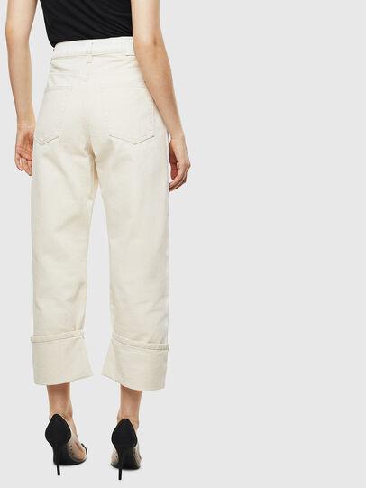 Diesel - D-Reggy 009BB, White - Jeans - Image 2