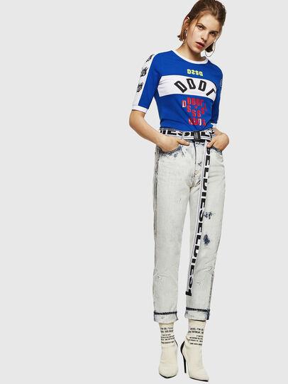 Diesel - T-HEIA-B,  - T-Shirts - Image 5