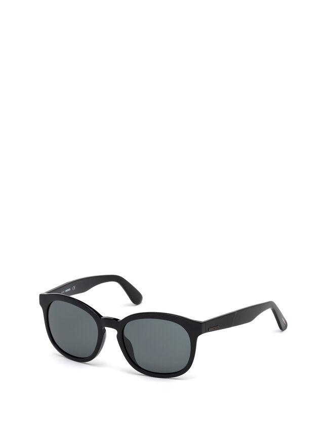 Diesel DM0190, Black - Eyewear - Image 4