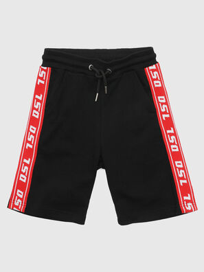PHITOSHI, Black/Red - Shorts