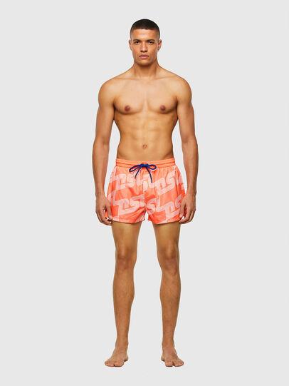 Diesel - BMBX-SANDY 2.017, Orange - Swim shorts - Image 1