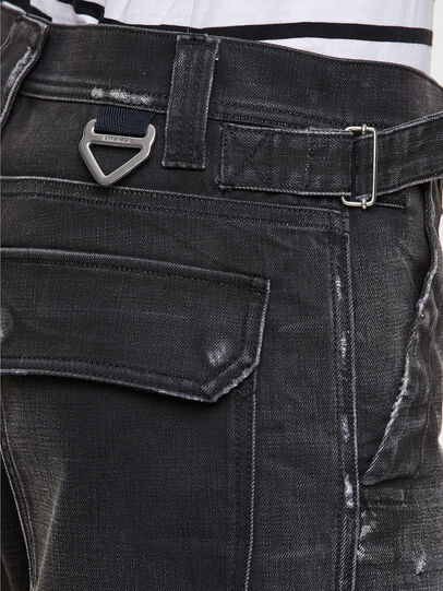 Diesel - D-Multy 009KX,  - Jeans - Image 5