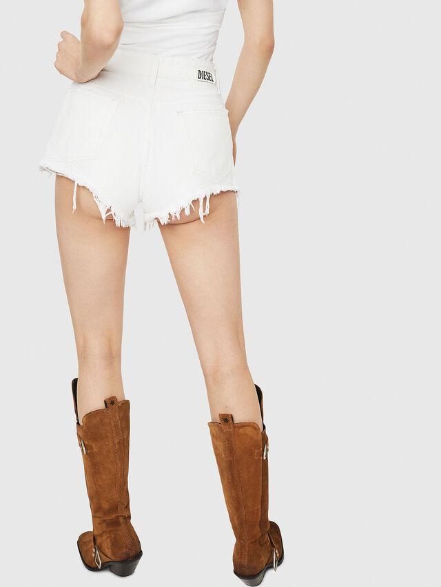Diesel - DE-HIGWY, White - Shorts - Image 2