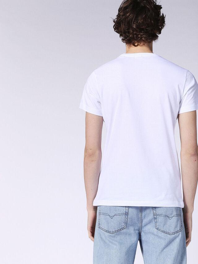 T-LOGYS, White
