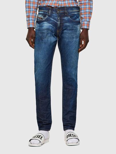 Diesel - D-Strukt 09A13, Medium blue - Jeans - Image 1