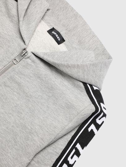Diesel - SUITAX, Grey - Sweaters - Image 3