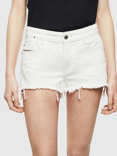Diesel - DE-RIFTY, White - Shorts - Image 1