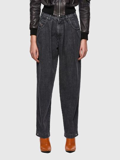 Diesel - D-Concias 09A69, Black/Dark grey - Jeans - Image 1