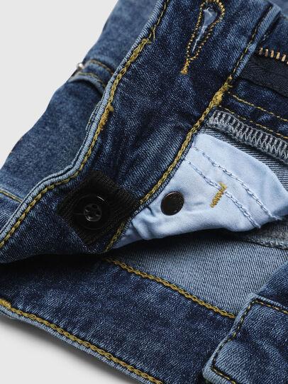 Diesel - PGINGHER, Dark Blue - Shorts - Image 4