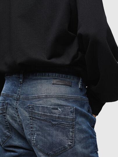 Diesel - Fayza JoggJeans 083AS, Dark Blue - Jeans - Image 5