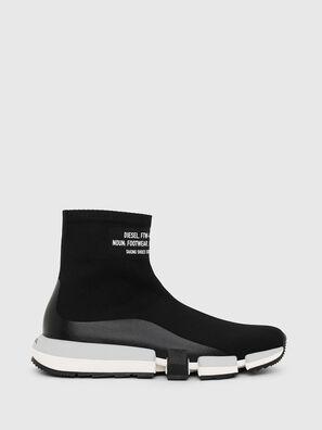 H-PADOLA HIGH SOCK, Black - Sneakers