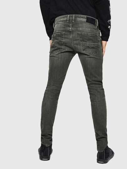 Diesel - Thommer 0890E, Green/Grey - Jeans - Image 2