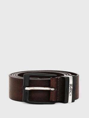 B-HIDDEN, Dark Brown - Belts