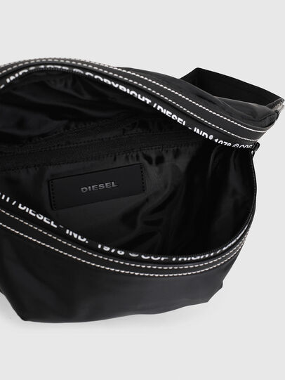 Diesel - NELUMBO, Black - Belt bags - Image 4