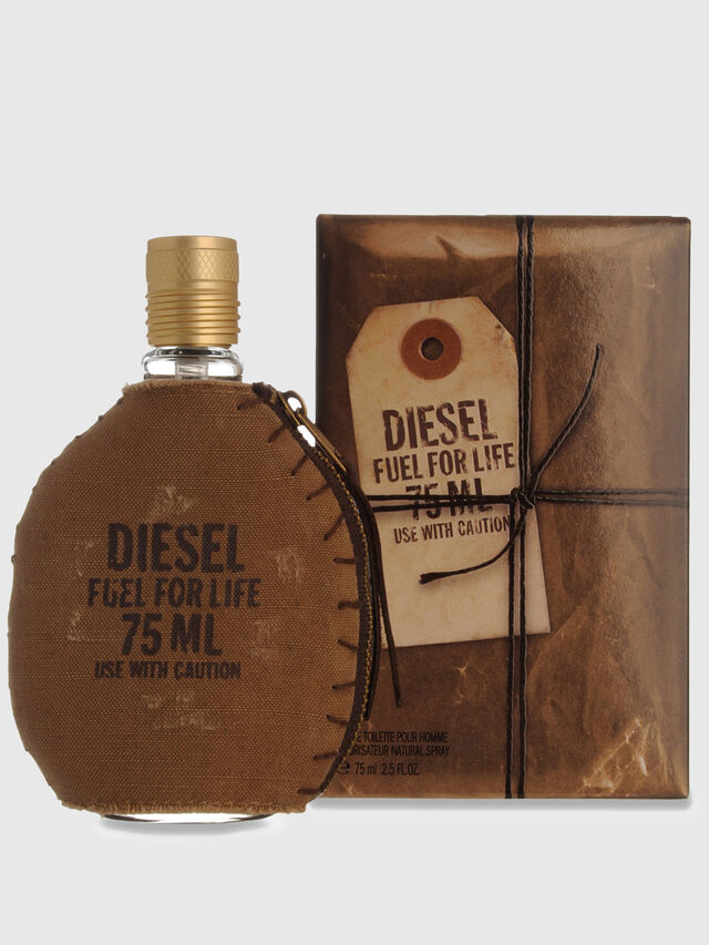 Diesel - FUEL FOR LIFE MAN 75ML, Camel - Fuel For Life - Image 3