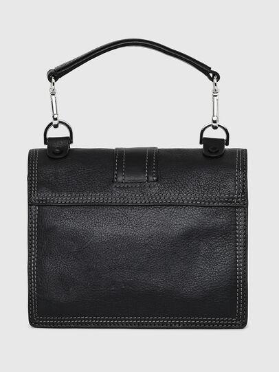 Diesel - MISS-MATCH CROSSBODY, Opaque Black - Crossbody Bags - Image 2