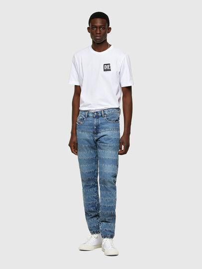 Diesel - D-Strukt 009UE, Light Blue - Jeans - Image 5
