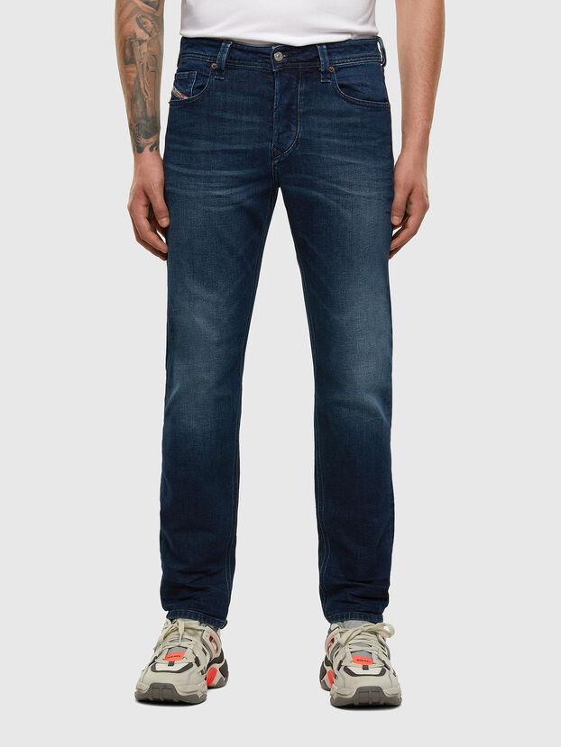 Larkee-Beex 009ER, Dark Blue - Jeans
