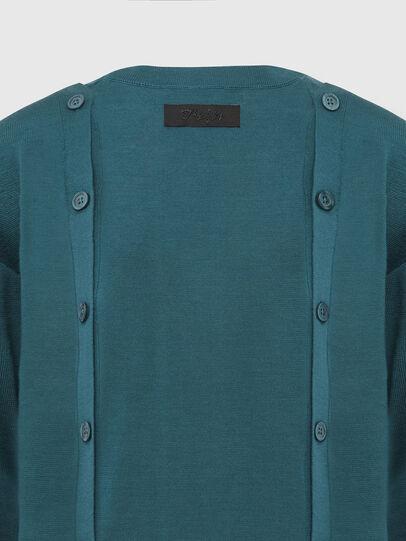 Diesel - M-MIRANDA, Water Green - Knitwear - Image 5