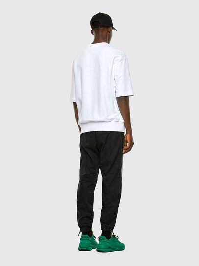 Diesel - S-COOLING-X10, White - Sweaters - Image 5