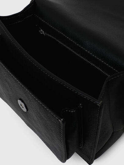 Diesel - MISS-MATCH CROSSBODY, Opaque Black - Crossbody Bags - Image 6