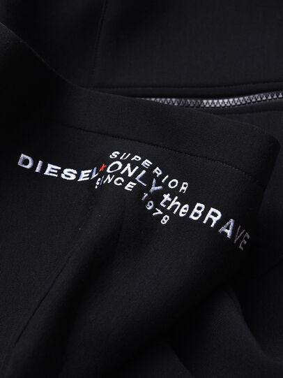 Diesel - SGORDONZIP OVER, Black - Sweaters - Image 3