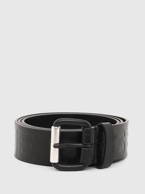 B-CERRO, Black - Belts