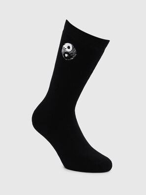 SKM-RAY, Black - Socks