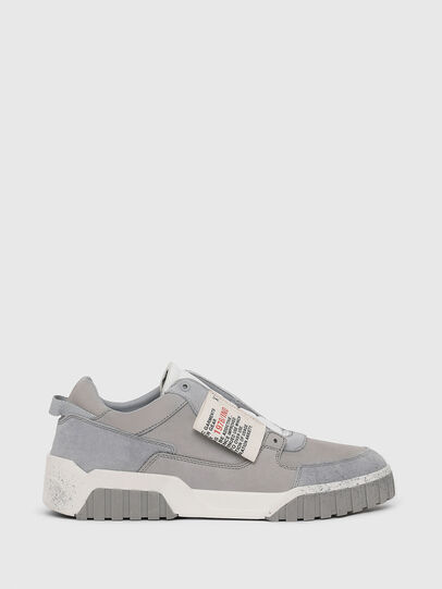 Diesel - S-LE RUA ON, Grey - Sneakers - Image 1