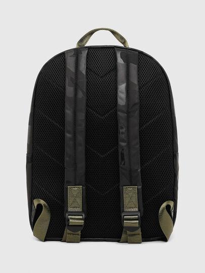 Diesel - BOLD BACKPACK, Black/Green - Bags - Image 2