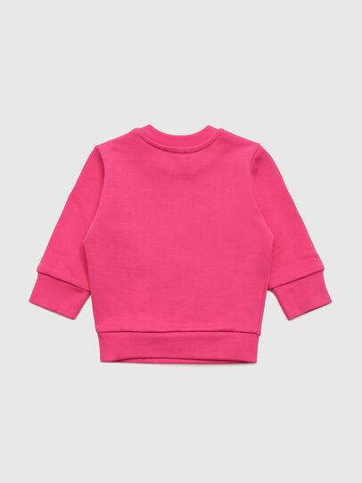 Diesel - SCREWDIVISION-LOGOB, Pink - Sweaters - Image 2