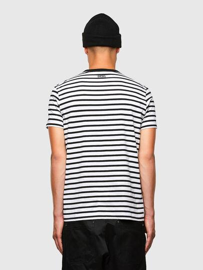Diesel - T-DIEGOSCO, Black - T-Shirts - Image 2