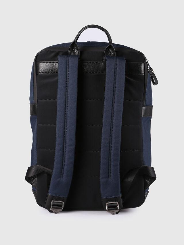Diesel M-PROOF BACK, Blue Jeans - Backpacks - Image 2