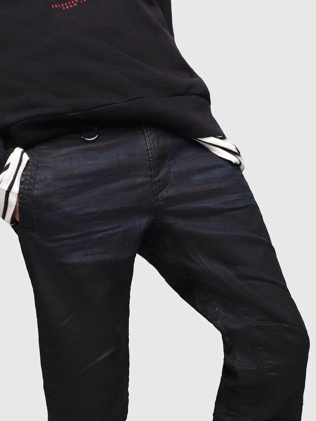 Diesel - D-Earby JoggJeans 0688U, Dark Blue - Jeans - Image 5