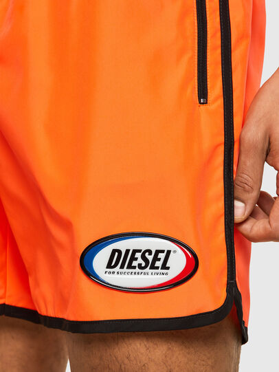 Diesel - BMBX-REEF-40, Orange - Swim shorts - Image 3