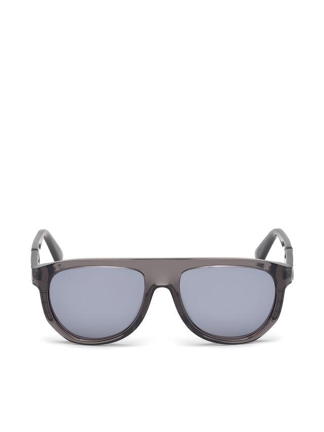 Diesel DL0255, Grey - Eyewear - Image 1