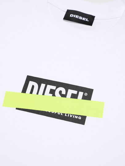 Diesel - TJUSTDIXB-R,  - T-shirts and Tops - Image 3