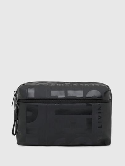 Diesel - X-BOLD BELTBAG, Black - Belt bags - Image 1