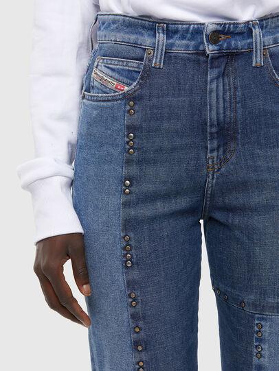 Diesel - D-Eiselle JoggJeans 009KP, Light Blue - Jeans - Image 3