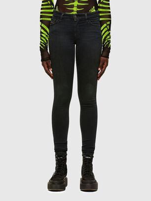 Slandy 009QG, Dark Blue - Jeans
