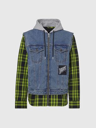 J-RUBEN, Green/Black - Jackets