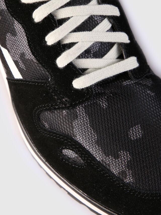 Diesel RV, Black - Sneakers - Image 5
