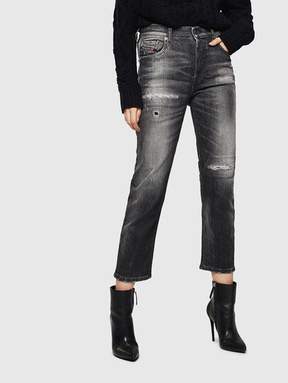 Diesel - Aryel 0095J, Black/Dark grey - Jeans - Image 1