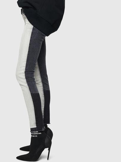 Diesel - D-Ramy 082AW, Black/Dark grey - Jeans - Image 4