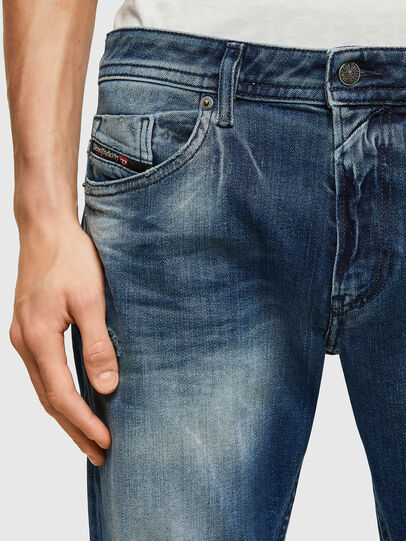 Diesel - Thommer 009RS, Dark Blue - Jeans - Image 3