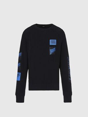 K-SIMON, Black - Knitwear