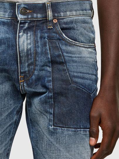 Diesel - D-Strukt 009NI, Medium blue - Jeans - Image 3